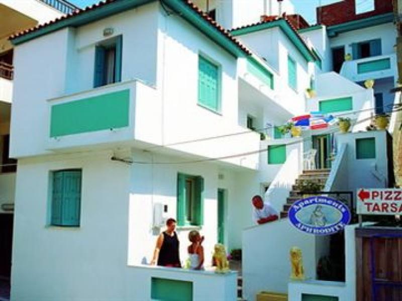 Appartementen Aphrodite - Kokkari - Samos